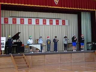 12月17日(木)・18日(金) クリスマスステージ